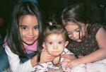 Granddaughters: Grace Maggie and Audrey